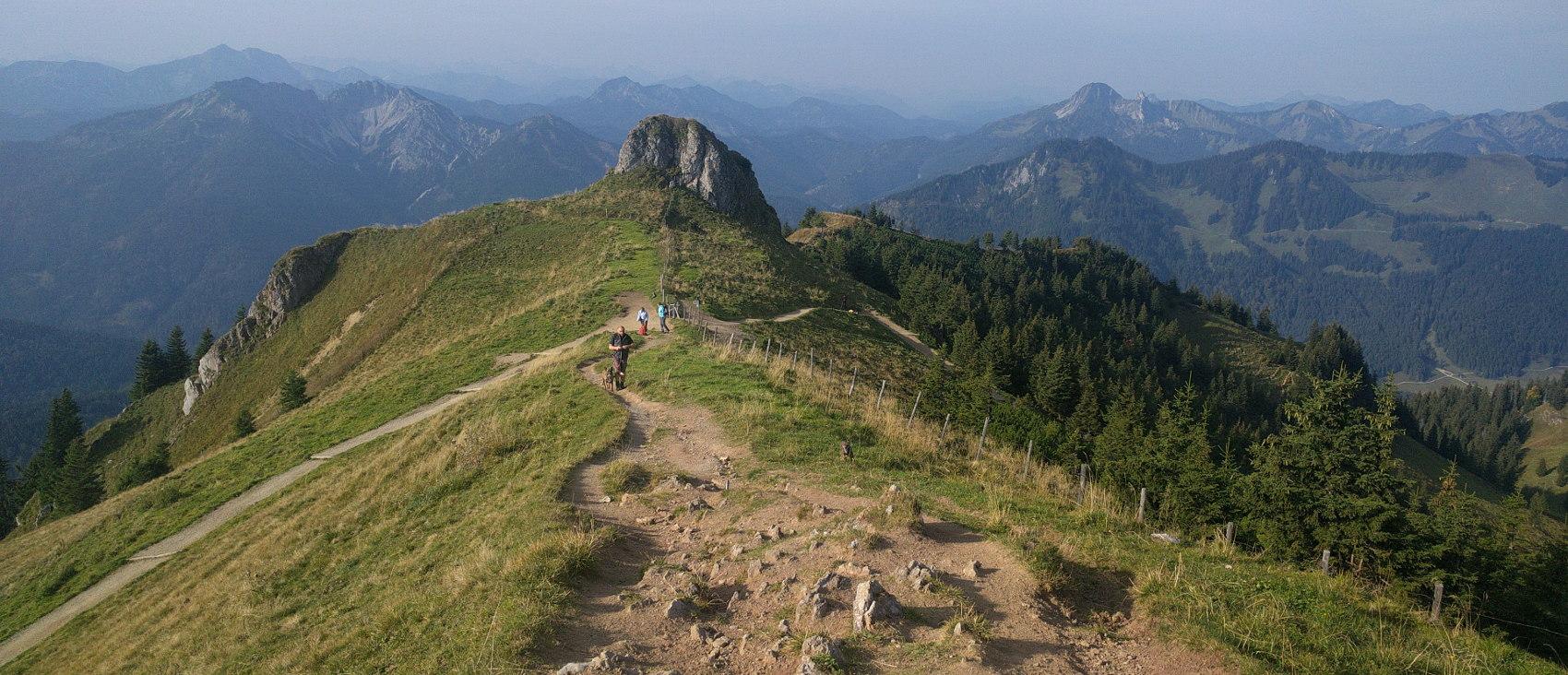 Spitzingsee Wanderweg